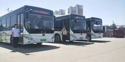 中华成语文化博览园即将开园,公交车能到吗?