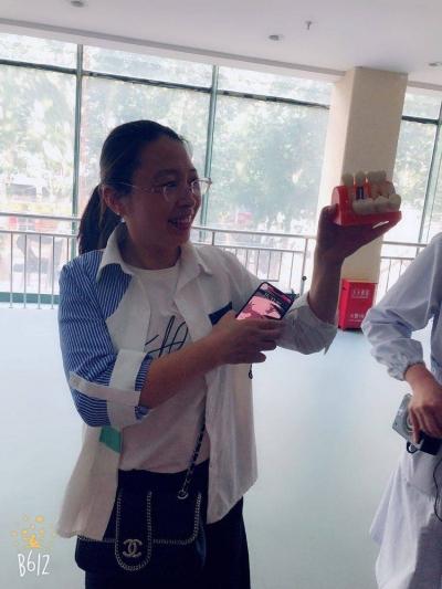 《我是小小牙医》 ——展览路小学走进邯郸市口腔医院