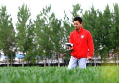 【央广】【农大人的曲周故事】农业高科技助力农业绿色发展