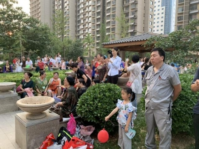 这个邯郸现象级活动燃爆丛台花园社区!现场人山人海,热闹非凡!