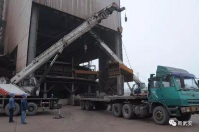 【壯麗70年 奮斗新時代】武安市:鋼鐵產能去了 企業少了 能耗降了 效益增了!