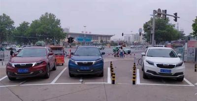 """邯郸""""共享燃油汽车"""",为市民出行提供便利"""