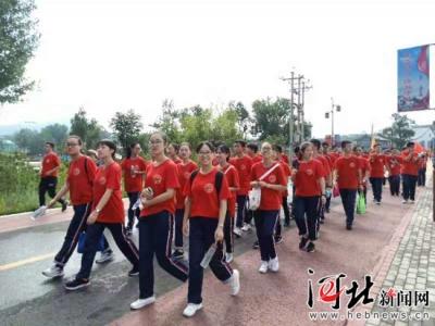 """""""四好农村路""""展示周活动在涉县启动"""