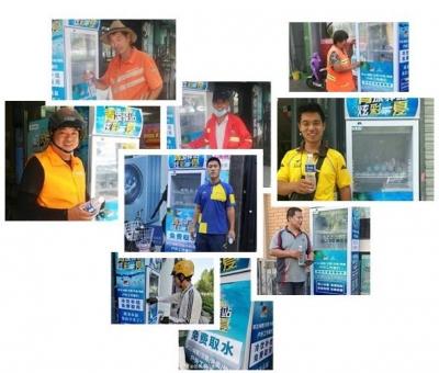 邯郸这16个地方可以免费喝冰水!快递、环卫、城管、交警等可喝.....