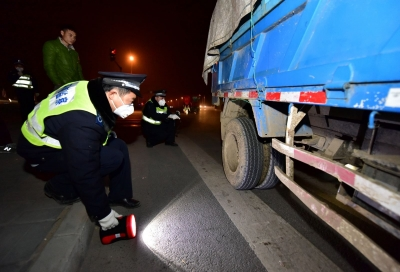省公安厅交管局发布20处 交通事故多发点段