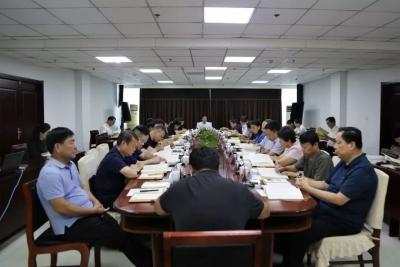 复兴区召开区委理论学习中心组会议