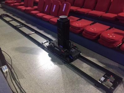邯郸广播电视台首次使用轨道智能机器人进行直播拍摄
