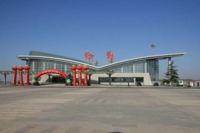 国庆邯郸机场起降航班126架次发送旅客2.1万人次