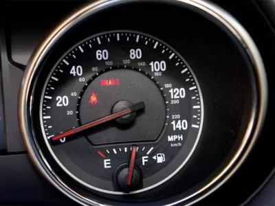 汽车速度表你真懂吗?