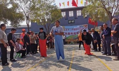 """邯山区:""""中国农民丰收节""""趣味运动会 弘扬优秀农耕文化"""
