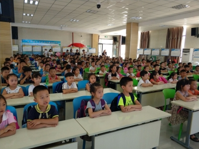 开学啦!看邯郸市各小学花样入学典礼开启新学期