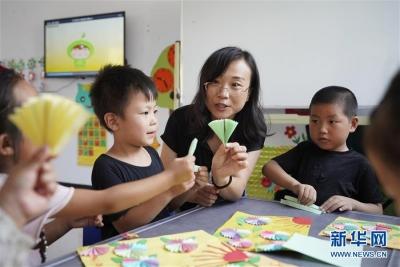 新华社关注邯郸太行山深处的教师夫妻