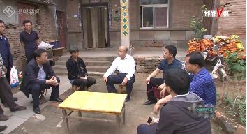 邯郸V视|高宏志到馆陶县鸡泽县调研脱贫攻坚工作