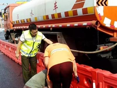 邯郸交通系统齐行动,确保国庆安全畅通