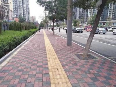 """邯郸复兴区:""""五不一补""""让城市道路整洁靓丽"""