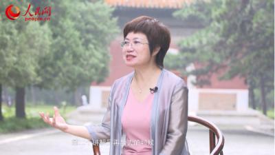 赵英健:为传承中华文化贡献力量