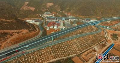 太行山高速成为我国第一条旅游高速公路