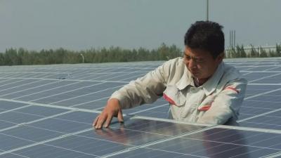 壮丽70年 奋斗新时代 ▏邯郸纺织:建设屋顶光伏电站 绿色发展成绩斐然