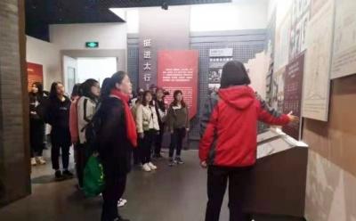 """邯郸市开展""""阳光娱乐""""公益文化体验活动"""