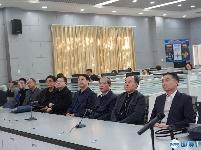 河北省广播电视局党组书记、局长王离湘到邯郸广播电视台视察工作
