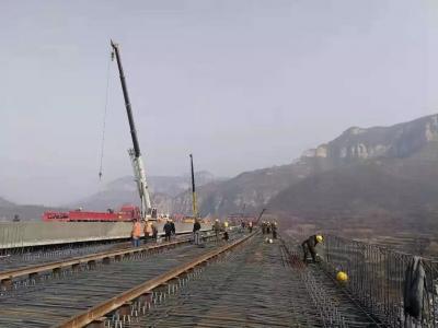 好消息!邯郸这条段高速公路即将建成