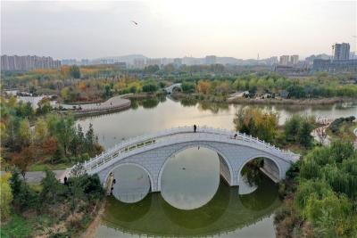 """峰峰:矿区变景区 """"煤城""""换新颜"""