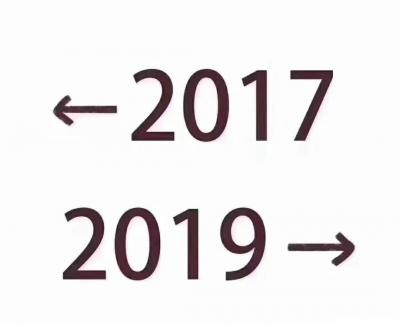 2017-2019,是个什么梗?