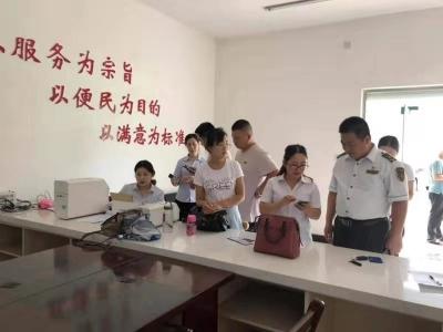 车主直赞ETC快捷方便 冀南新区抢时机促宣传