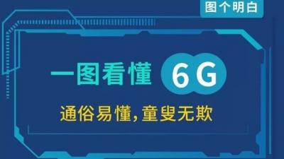 6G是什么?网友畅想:眼一闭一睁,欠话费了