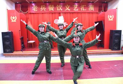 河北邯郸:红歌嘹亮颂盛世