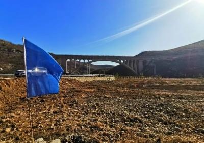 磁县西部山区两条旅游线路开工建设啦!