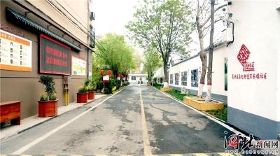 """今年河北省2779个老旧小区改出""""新""""生活"""