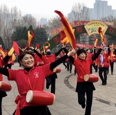 邯郸首届新春文化节——复兴专场开演