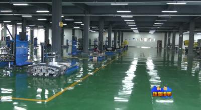 魏县:中信重工开诚特种机器人无人机项目正式竣工