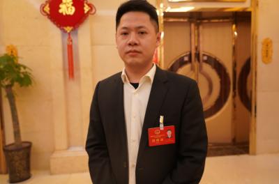 邯郸V视|两会声音:促进邯郸西部教育发展——人大代表陈龙