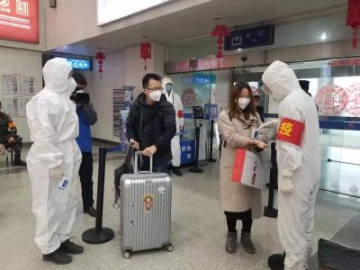 邯郸机场联防联控平稳有序开展