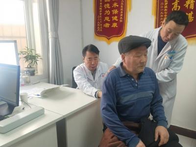 家门口,找北京专家看病