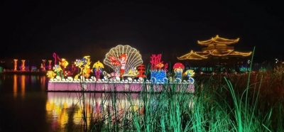 門票免費送!1月18日趙王印象城燈光節·亮燈儀式,約嗎?
