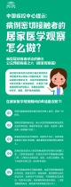 中国疾控中心提示:病例密切接触者的居家医学观察怎么做?(居家观察篇)