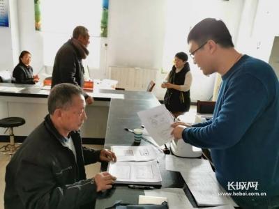 小平台服务大民生 河北政务服务加快向乡村延伸