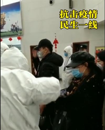 邯郸:抗击疫情 民生一线