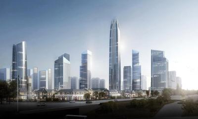 石家庄中央商务区:为城市赋能 未来可期