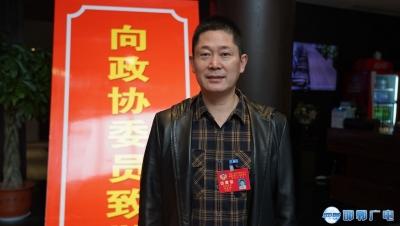 邯郸V视|两会声音:戏曲文化进校园 提升专业师资力量——政协委员马会春