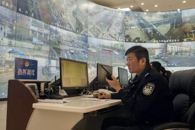 邯郸市公安局交巡警支队七项举措服务保障全市复工复业