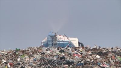 市垃圾管理处:加强消杀保证日产生日清理