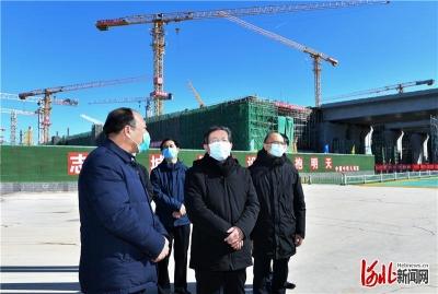 王东峰在雄安新区调研检查:奋力夺取疫情防控和新区建设发展双胜利