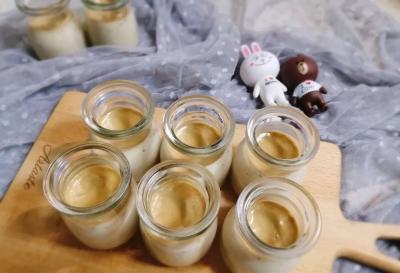 自制奶茶布丁,簡單易學,孩子超愛吃