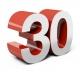 新华网评:30天,见证坚守的力量