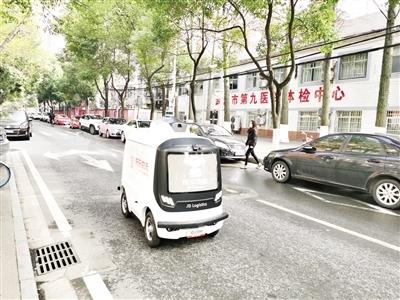 无人驾驶大规模实践拓展应用场景