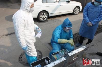 疫情防控|河北省生态环境监测中心研发余氯新快速分析方法